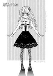 Smile Sophia by purinachi