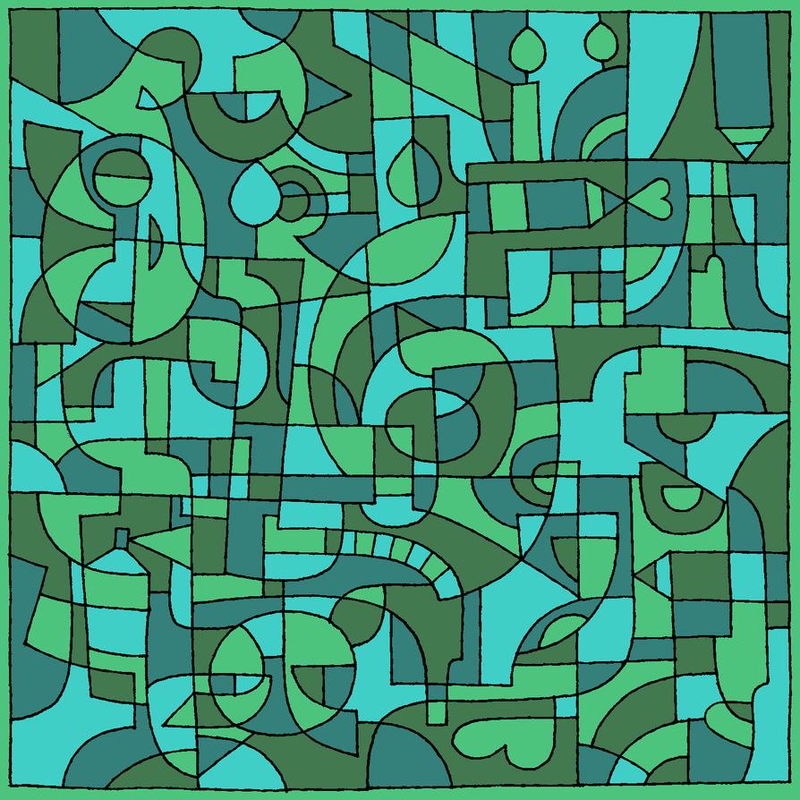 Four Color Theorem (DeviantArt 16) by tPenguinLTG on DeviantArt