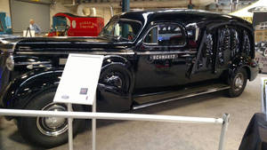 1937 Buick Hearse by kdawg7736