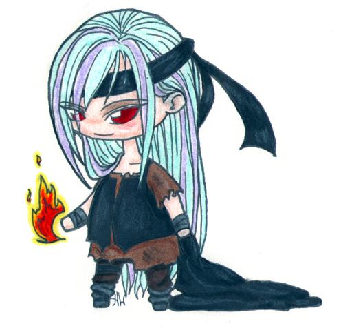 Bobblehead: Lekore by Shini-sensei
