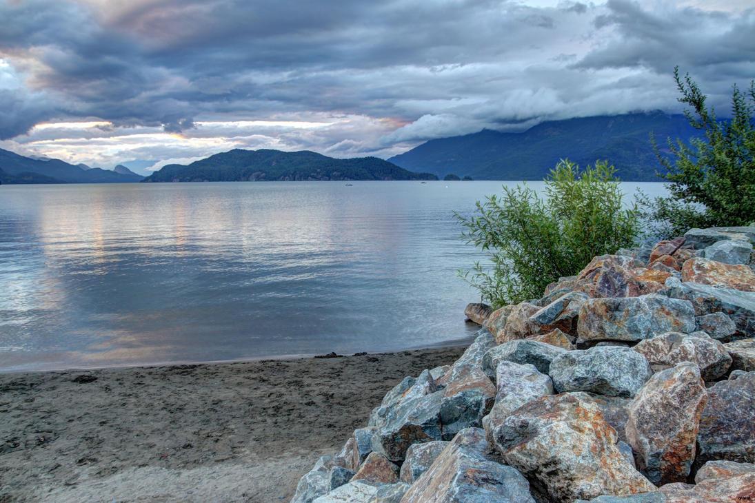 Lake Side by Vonburgherstein