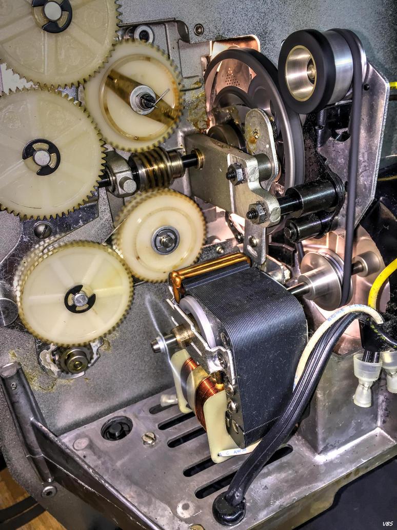 Gears by Vonburgherstein