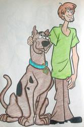 Scooby Doo favourites by KasakuraxMaskai on DeviantArt