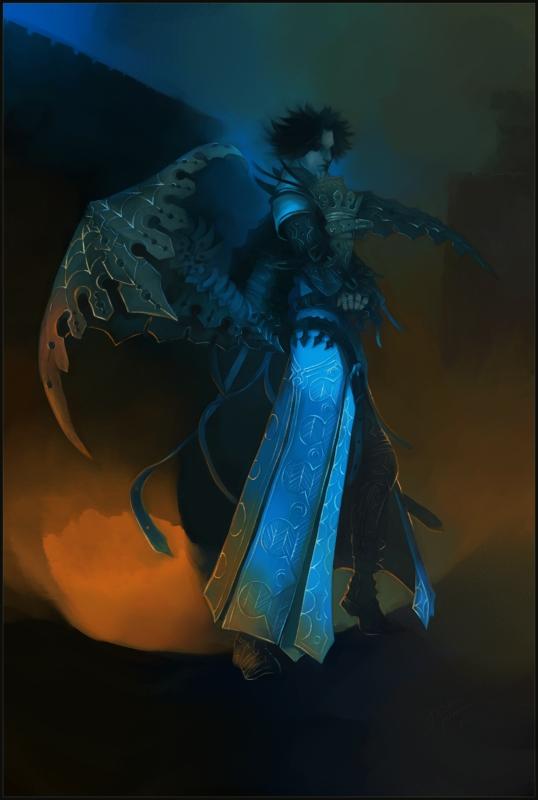 Azazell by juuhanna