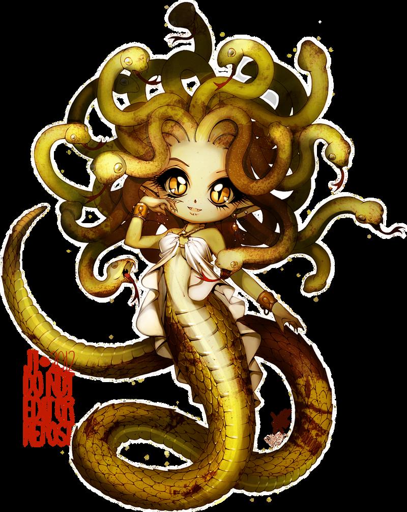 Medusa by juuhanna