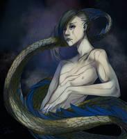Sea Dragon by juuhanna