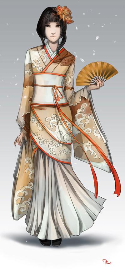 CM: Komadori by juuhanna
