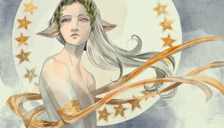 Artemis by juuhanna