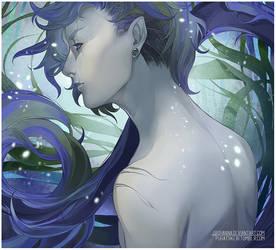 Silence by juuhanna