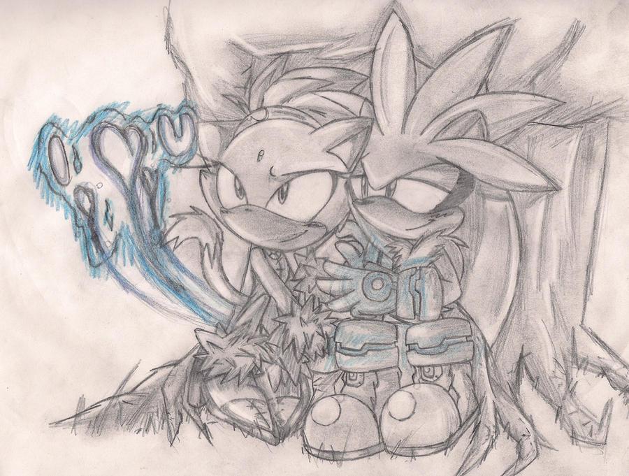 Silvaze by andreahedgehog