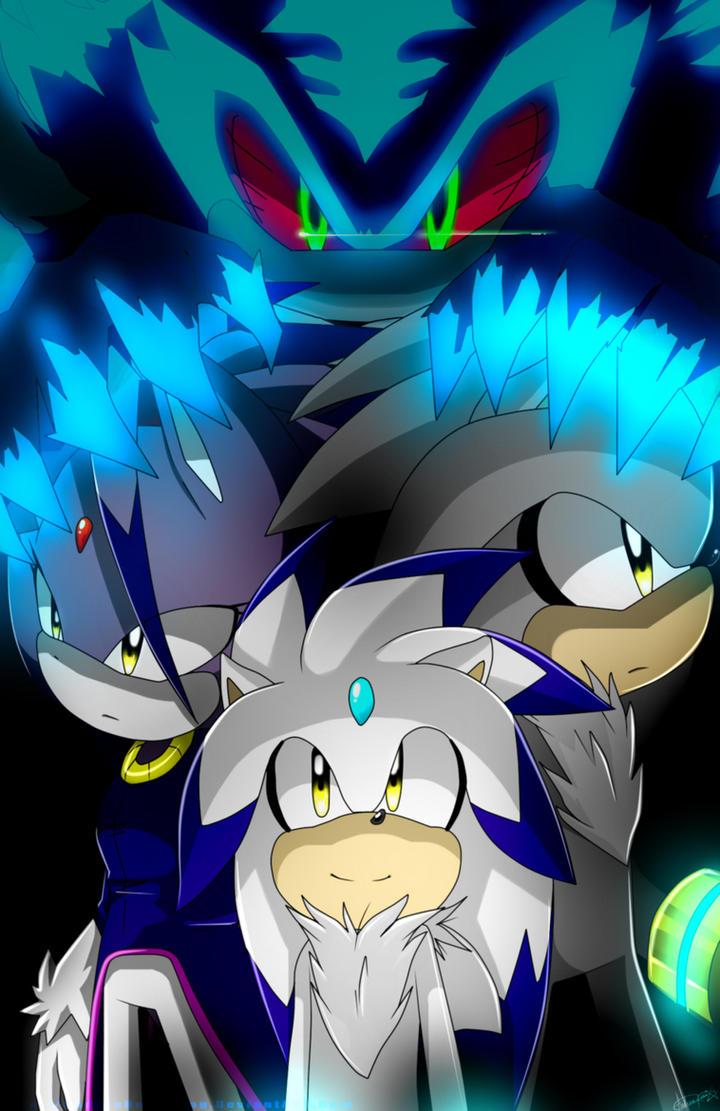 Silvaze (Sonic Generations) by Silverdahedgehog06 on DeviantArt