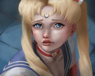 Sailor Moon by loldrui