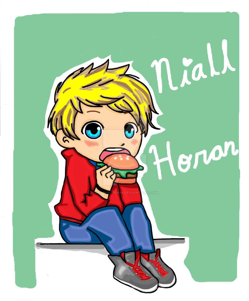 Niall Horan by VassHappenin