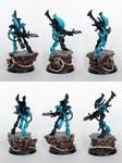Eldar Harlequin Wraithguard