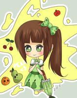 AT: Pear by Kimi-Juu