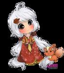 Detailed Chibi: Sayuri-Chan-Lily