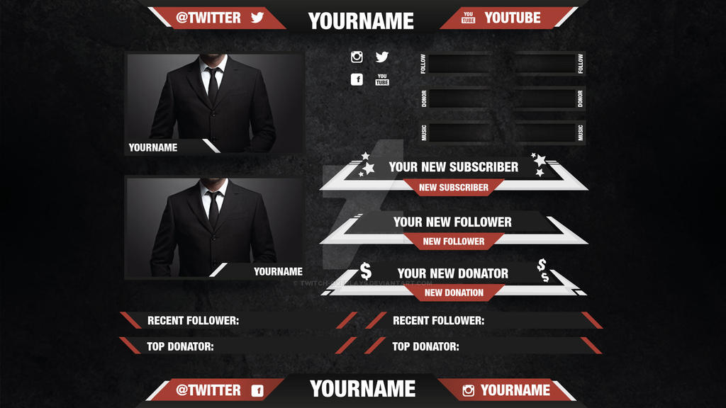 Design for twitch