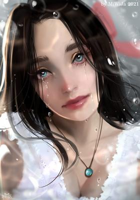 Underwater tears - more style practice