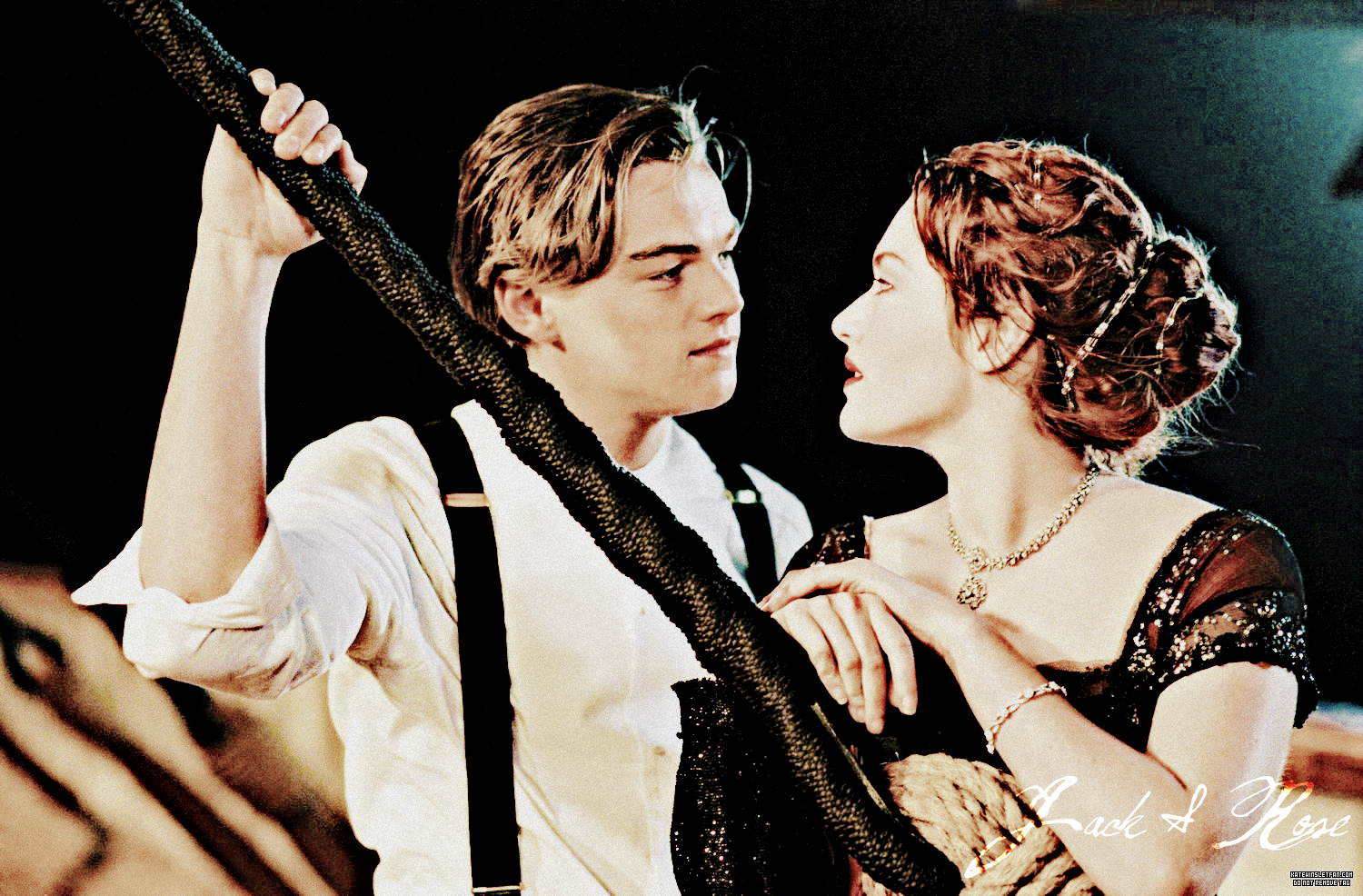 1000 images about titanic on pinterest kate winslet - Jack and rose pics ...