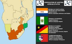 The Springbok Nations by PatrickMontreal