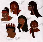 LM: Los ancestros Del Caribe