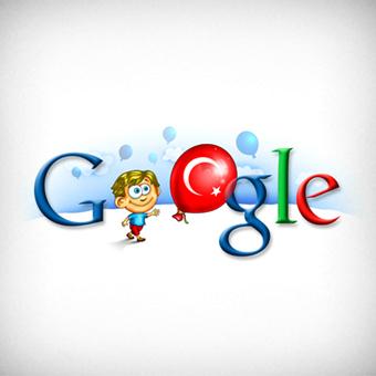 google doodle by onurerler