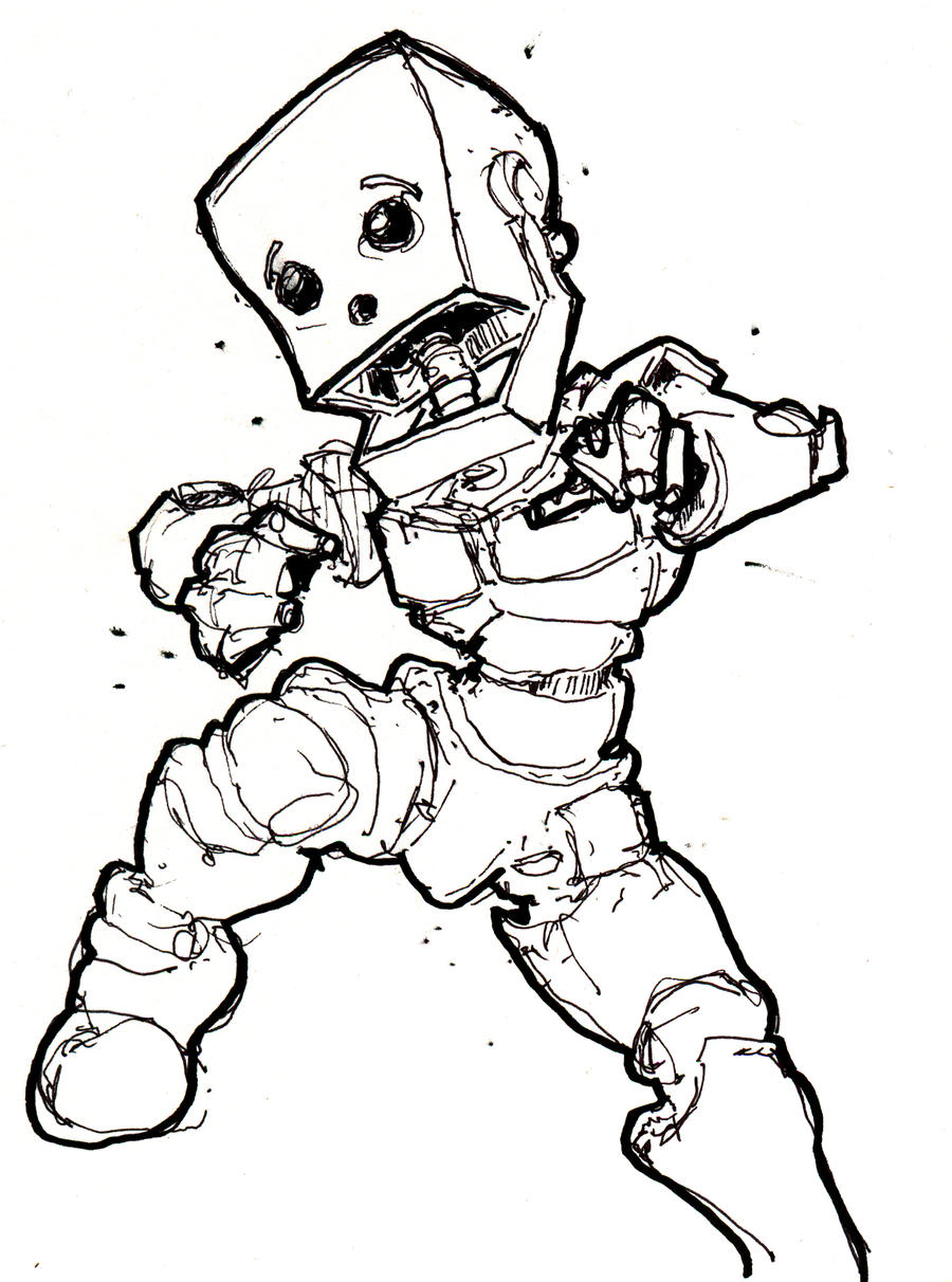 Another Dancing Robot ...