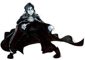Severus by Pencilbags