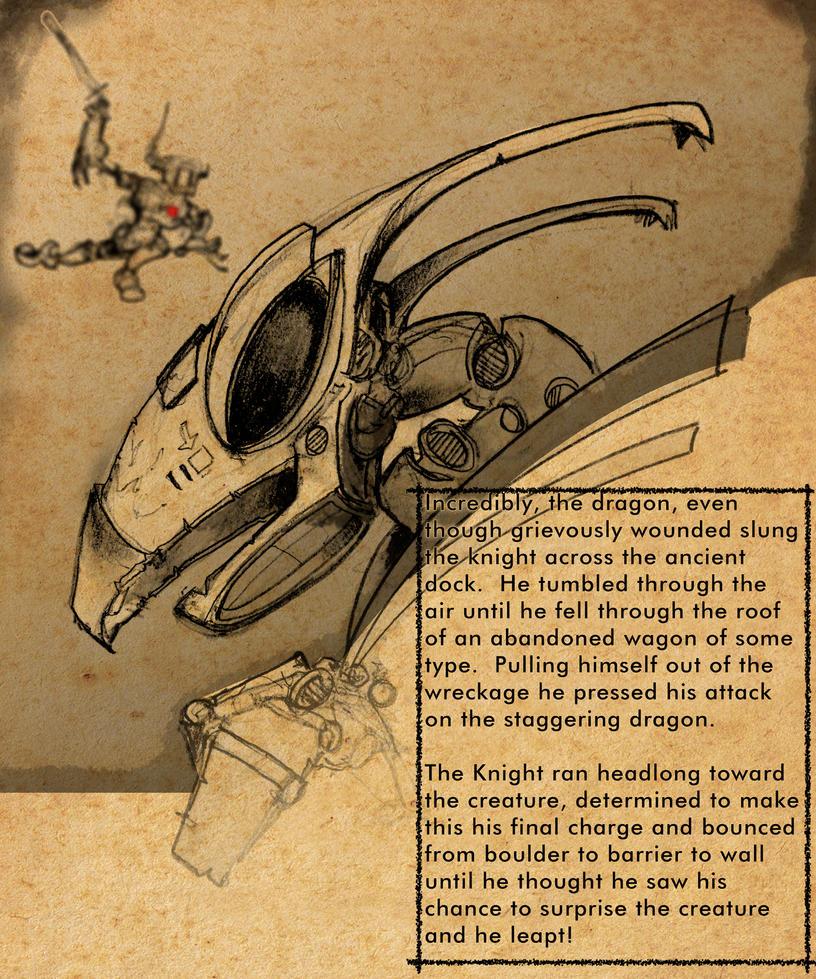 Robot Dragon Slayer Episode 18 by Pencilbags