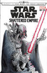 Star Wars: Shattered Empire Blank Cover Vader by Pencilbags