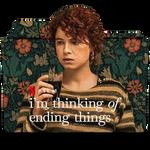 I'm Thinking Of Ending Things Movie Folder Icon