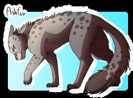 Ashfur (TC) - Warrior cats by CreativeCheetah