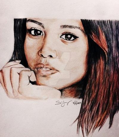 Carissa Rae Alvarado by Callused