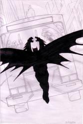 Batman by pickster