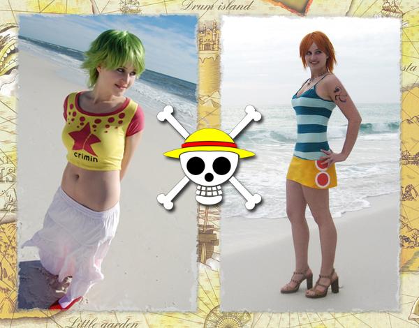 One Piece Cosplays by Yashuntafun