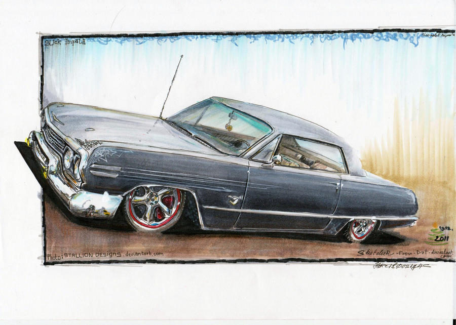 Slick Impala II by HorcikDesigns
