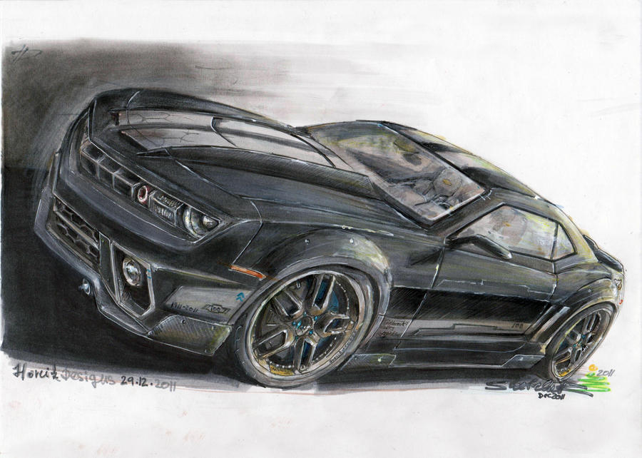 Camro 2010 100 by HorcikDesigns