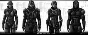 Armory designs