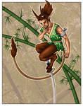 Another satyr