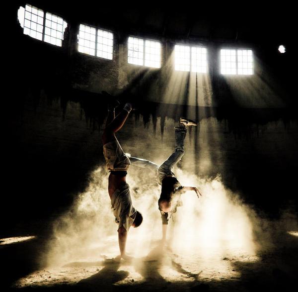 Dancing in the Dust by roxxsc