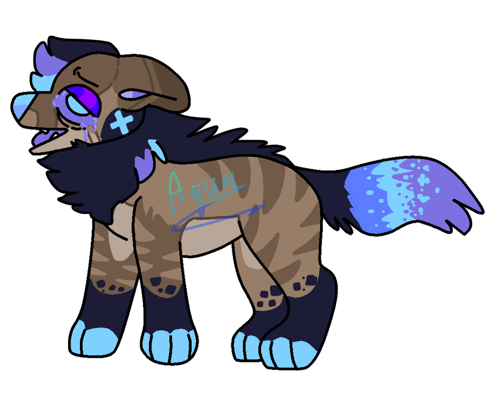 offer to adopt....i think (closed) by AquaticQuatica