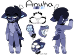Anuka ref by Aquatic-Abyss