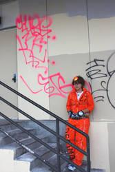 KHR: Graffiti by xzackyvx