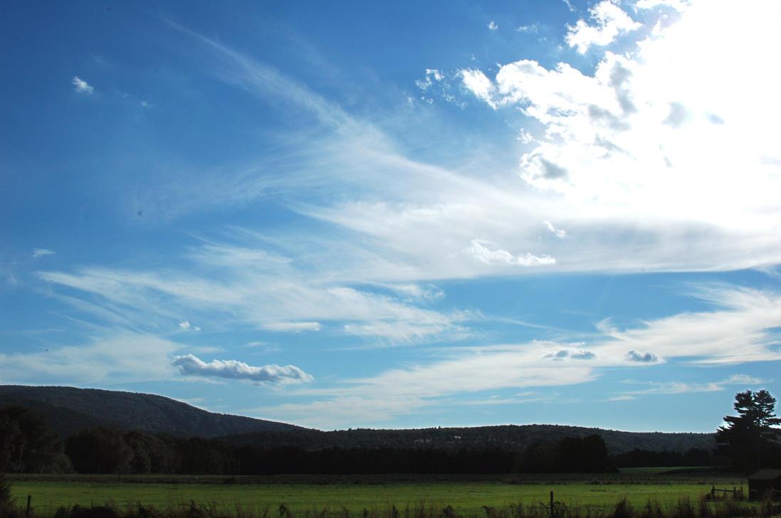Sky by gothstock
