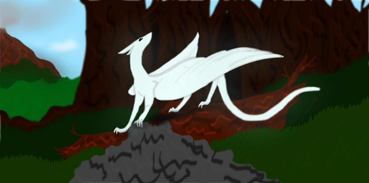 Anim the Spirit Dragon by ZeldaMusic113