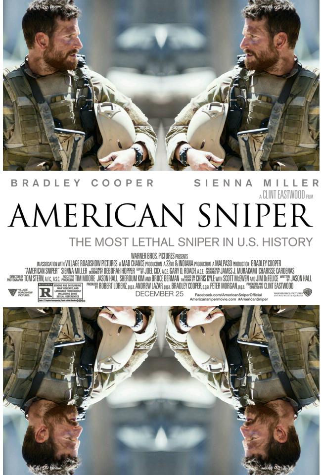 American Sniper Fanart Poster #2 by GameReloaded on DeviantArt