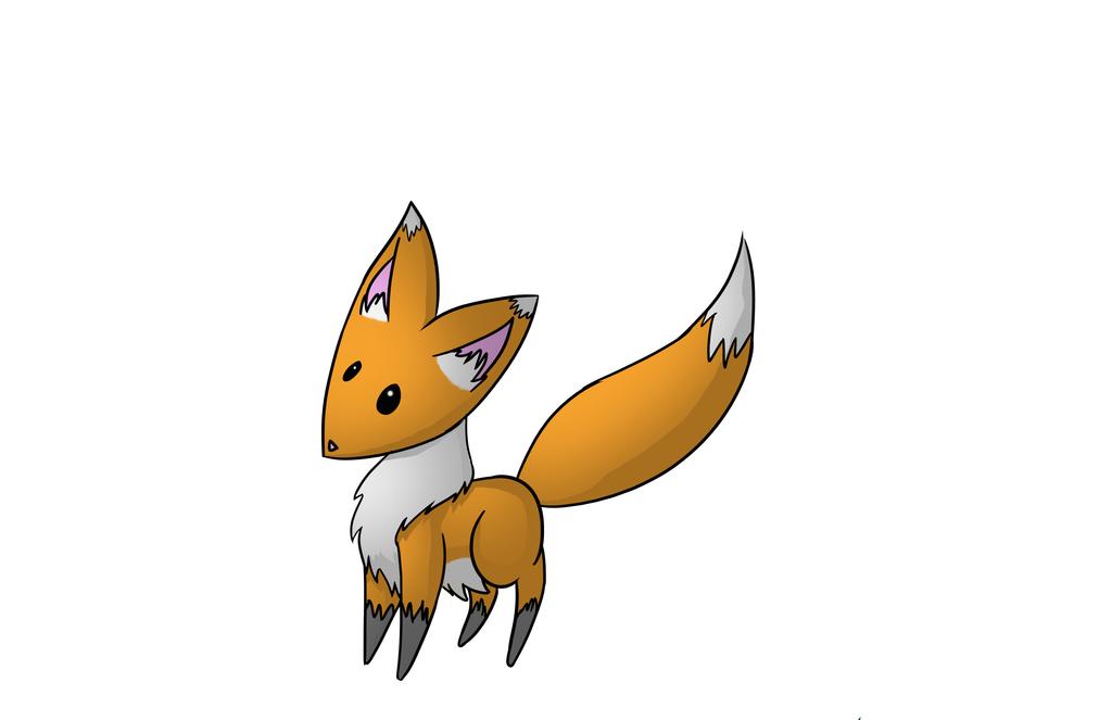Fox by AzumiRedfield