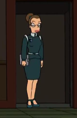 Futurama S02E11   How Hermes Requisitioned His Gro by megabluex