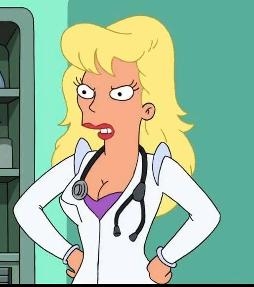 Dr.Cahill 21 by megabluex
