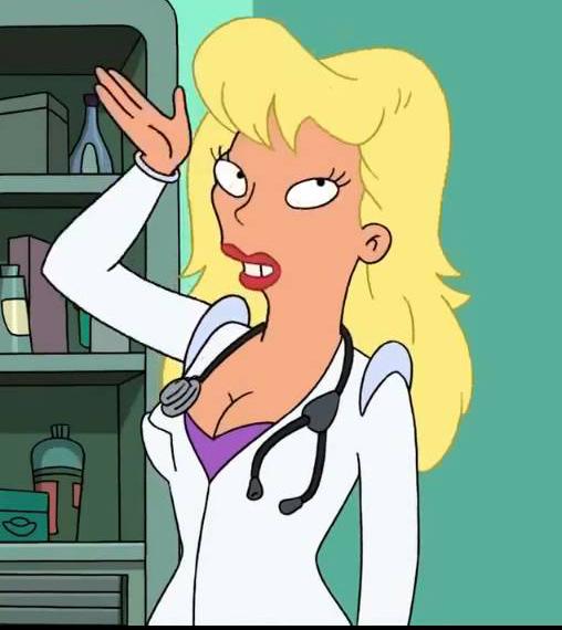 Dr.Cahill 18 by megabluex